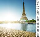 Eiffel tower, Paris. France 36455797
