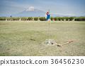 富士山 盛大的高尔夫 运动 36456230