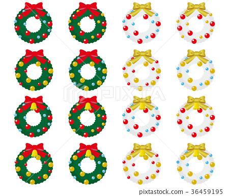 크리스마스리스, 크리스마스 리스, 리스 36459195