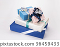 Gift Box - Isolated on White 36459433