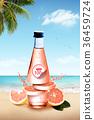 Concept graphic design, fresh fruit juice 007 36459724