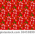 christmas pattern seamless backgrounds vectors. 36459899