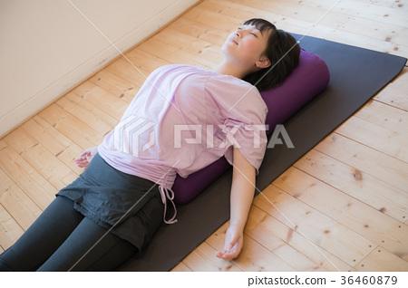 Restorative yoga 36460879