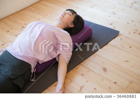 Restorative yoga 36460881
