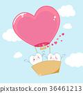 卡通 微笑 笑脸 36461213