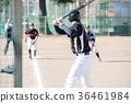 壘球比賽 36461984