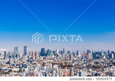 東京 場景 城市 36464475