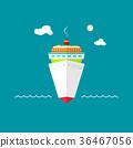 遊輪 船 旅行 36467056
