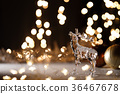 christmas, xmas, illuminated 36467678