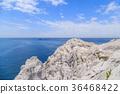 바다, 바위, 와카야마 36468422