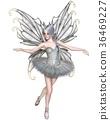 Ballerina Winter Fairy - 1 36469227
