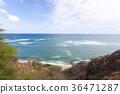 海洋 海 蓝色的水 36471287