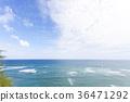 바다, 해안, 바닷가 36471292