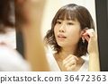 耳環 刺穿 身體穿環 36472363