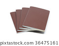 Brown Leather notebooks 36475161