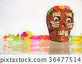 墨西哥 已故人 骨架 36477514