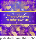 template background pine 36480265