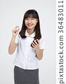 亞洲 東方 亞洲人 36483011