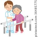 gait training, rehabilitation, assistance 36485775