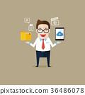 Business Man 36486078