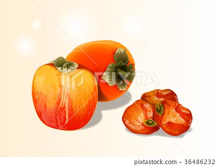 Fruit objects - Apple, tomato, chestnut, etc 005 36486232
