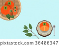 Korean traditional refreshments 005 36486347