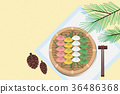 Korean traditional refreshments 002 36486368