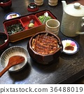 名古屋蓬萊軒鰻魚飯 36488019