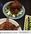 Nagoya fried chicken wings 36488025