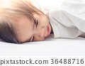 asian,bed,girl 36488716