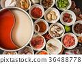 火鍋 鴛鴦鍋 麻辣鍋 36488778