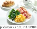 breakfast, bacon, baker 36488988