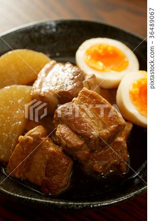 東坡肉 角煮 燉 36489067