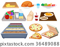 pizza, food, lunch 36489088