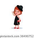 fashion girl dress 36490752
