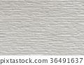 주택의 흰 벽 36491637