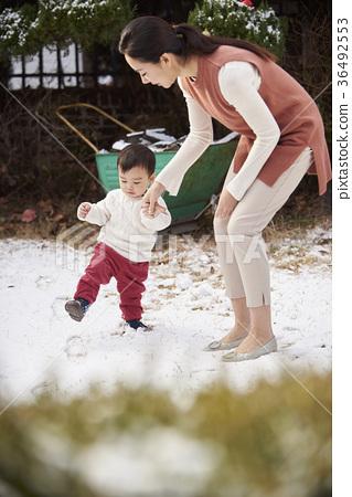 엄마와아들,한국인 36492553
