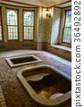 ห้องน้ำสไตล์ Kikunkaku โรมัน 36492892