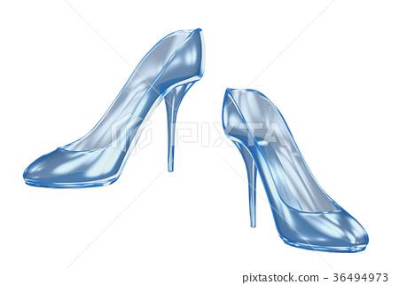 水晶鞋 鞋 鞋子 36494973