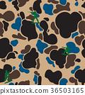 Duck Hunter Camouflage Seamless Pattern wallpaper 36503165