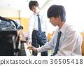 고등학생, 고교생, 피아노 36505418