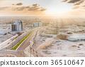construction work in the desert 36510647