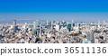 tokyo, City View, cityscape 36511136