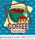 Illustration Graphic Vector Coffee 36513727