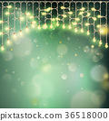 light christmas background 36518000