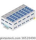 植物 工厂 太阳能板 36520490