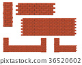 picture of brickwall 36520602