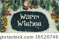Stop motion animation of Warm Wishes 36520746