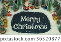 Stop motion animation of Merry Christmas 36520877