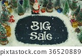 Stop motion animation of Big Sale 36520889
